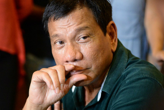 'Duterte might attend proclamation in Congress'