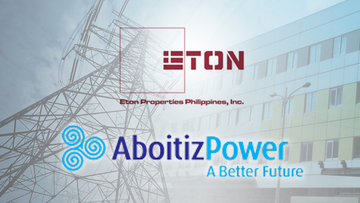 Eton taps Aboitiz for power supply