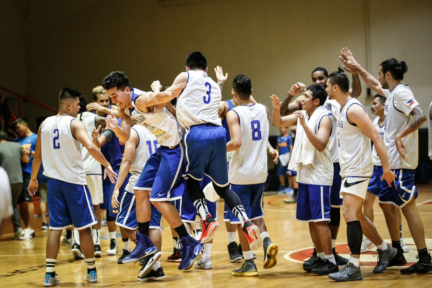 Gilas Pilipinas ends 2017 Jones Cup at 4th place after win over Iran