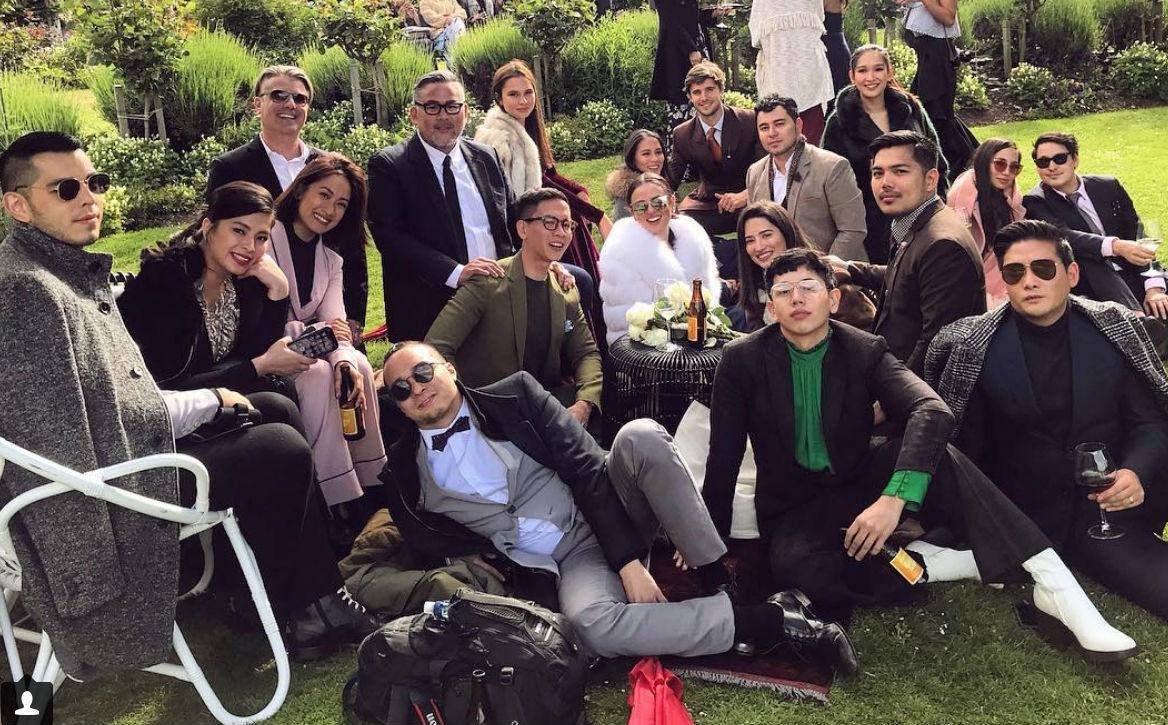 Anne S Wedding: IN PHOTOS: Anne Curtis, Erwan Heussaff's Wedding Reception