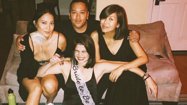 in photos anne curtis bachelorette party