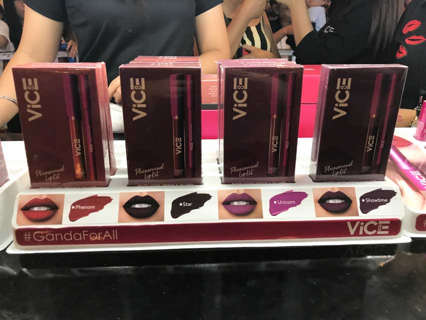 Vice Ganda ventures into makeup with Vice Cosmetics