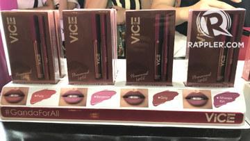 Vice Ganda ventures into makeup with Vice Cosmetics