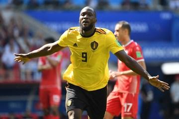 size 40 f32a0 71542 Lukaku, Hazard power Belgium to brink of World Cup last 16