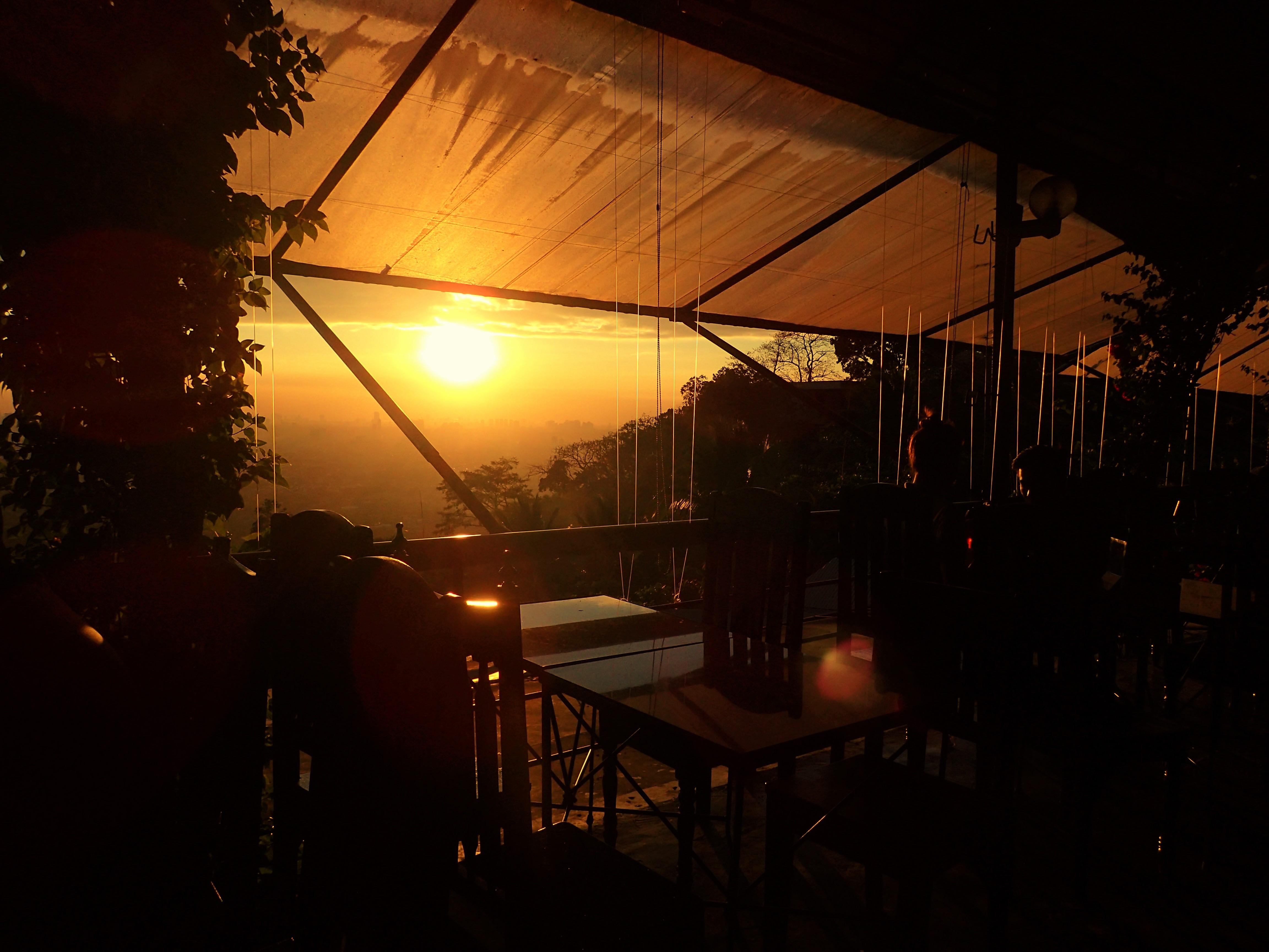 Cloud  Antipolo Restaurant Menu
