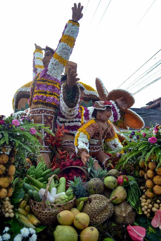 Fruits Flowers Food Davao Celebrates 30th Kadayawan