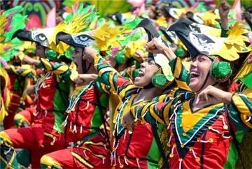 Fruits, flowers, food: Davao celebrates 30th Kadayawan Festival