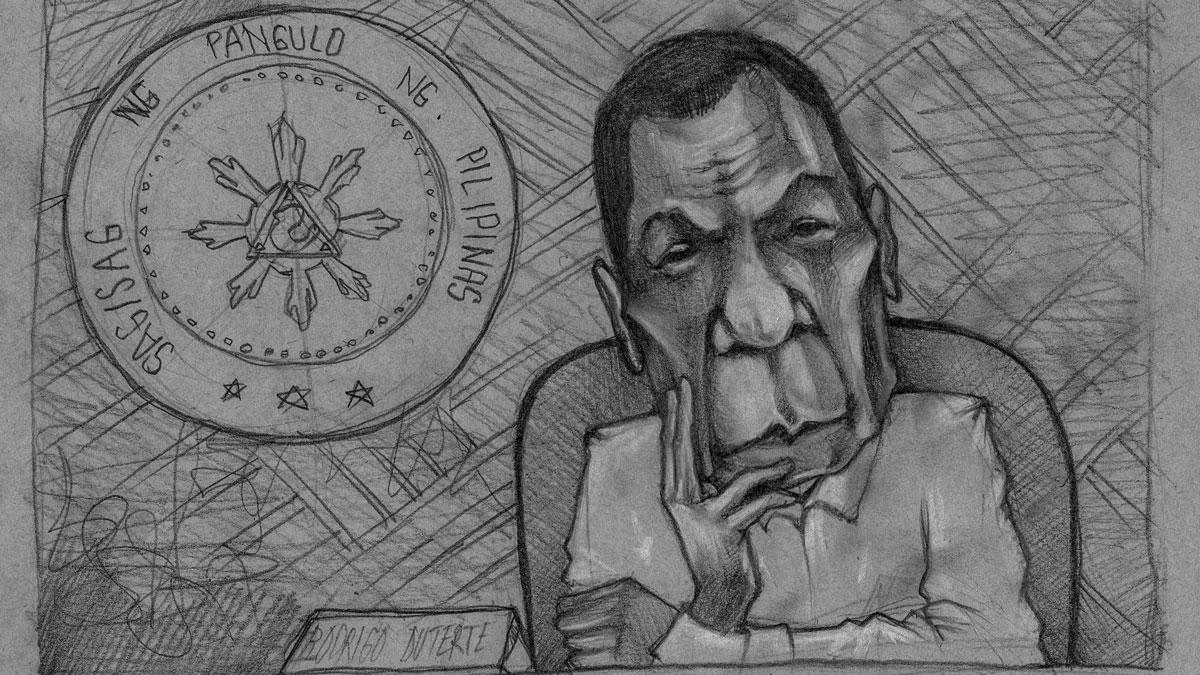 The Rapture of Rodrigo Duterte