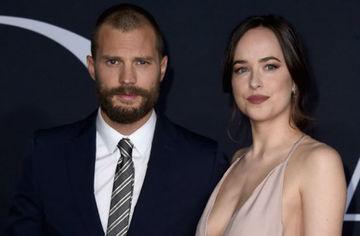 Jamie Dornan And Dakota Johnson Go Darker In Fifty Shades Sequel