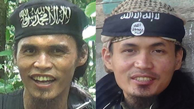 MAUTE BROTHERS. Omar and Abdullah Maute are the known leaders of the Maute Group.