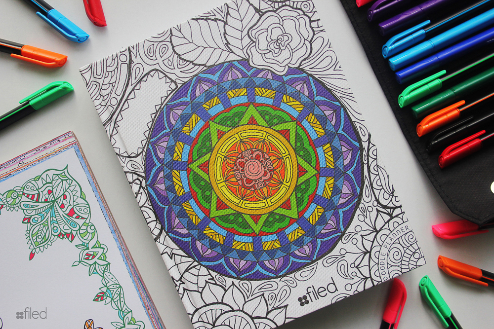 Doodle Planner P595 Photo Courtesy Of FILED