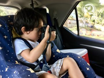 Your Questions About Child Car Seats