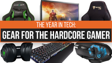 The Year In Tech: Gear for the hardcore gamer