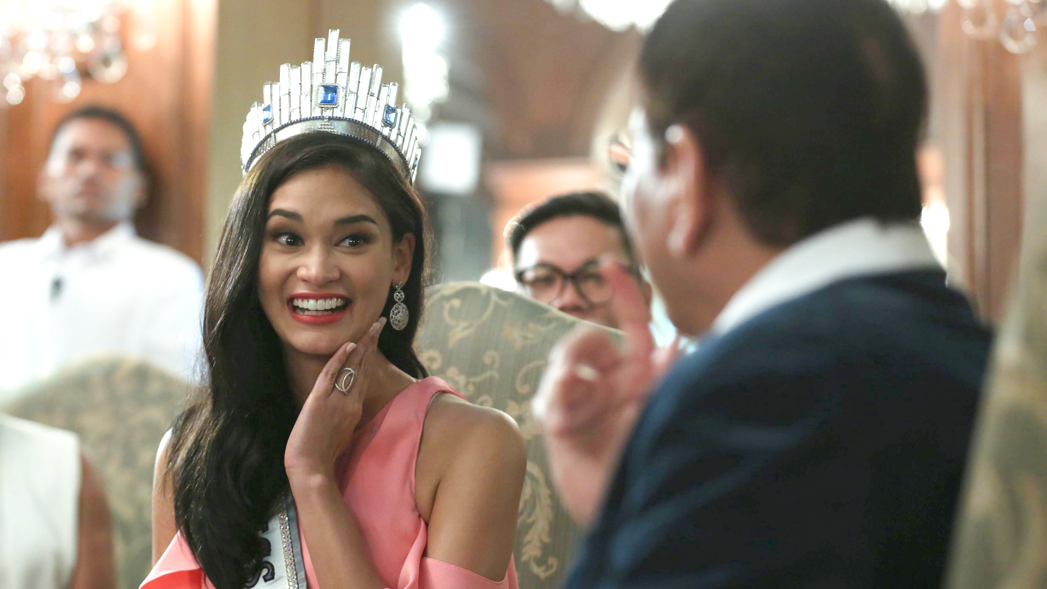 Confirmed Miss Universe Pageant To Be Held In Ph Dot