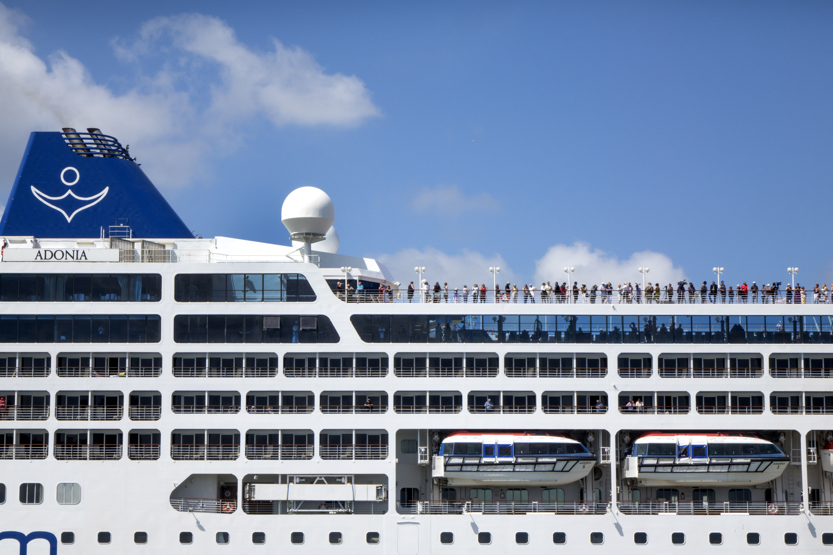 First UStoCuba Cruise Ship In Decades Sets Sail - Cruise ships to cuba