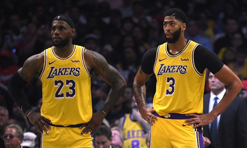 LeBron, Davis: Lakers still figuring it out