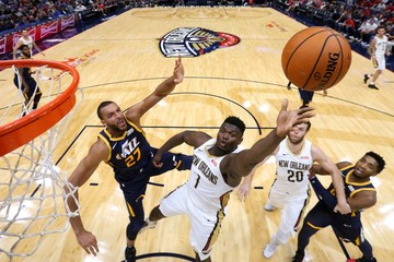 Top Nba Draft Pick Williamson To Miss Pelicans Final