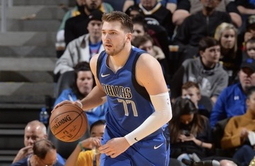 Doncic Breaks Multiple Records As Mavs Batter Warriors
