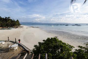 NBI files complaint vs resorts, local execs in Boracay mess