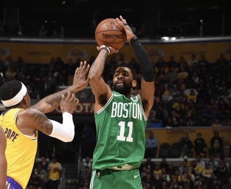 aa7643173 Irving fires 30 as Celtics playoff push gains traction