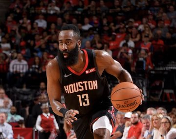 bcfd0dd43358 CAREER-HIGH. James Harden sizzles in another record-setting night. Photo  from