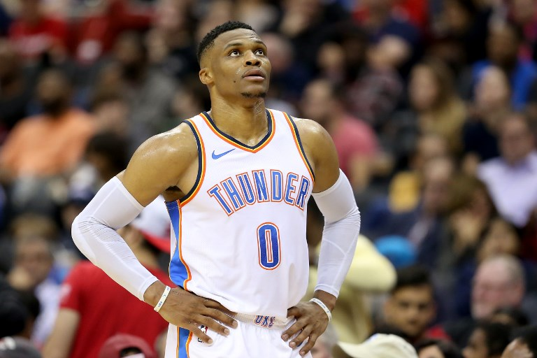 714ae5c143fb Former NBA MVP Russell Westbrook says the incident was  completely  disrespectful  and