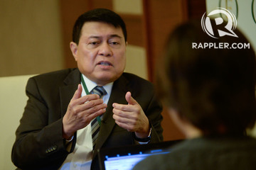 Manny Villar is now Philippines' richest