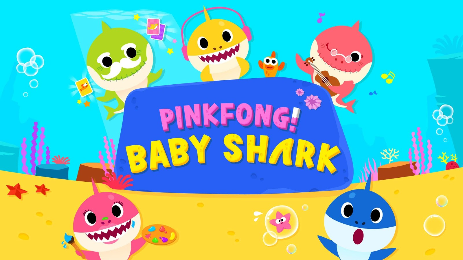 Pinkfong and Baby Shark are coming to Manila!