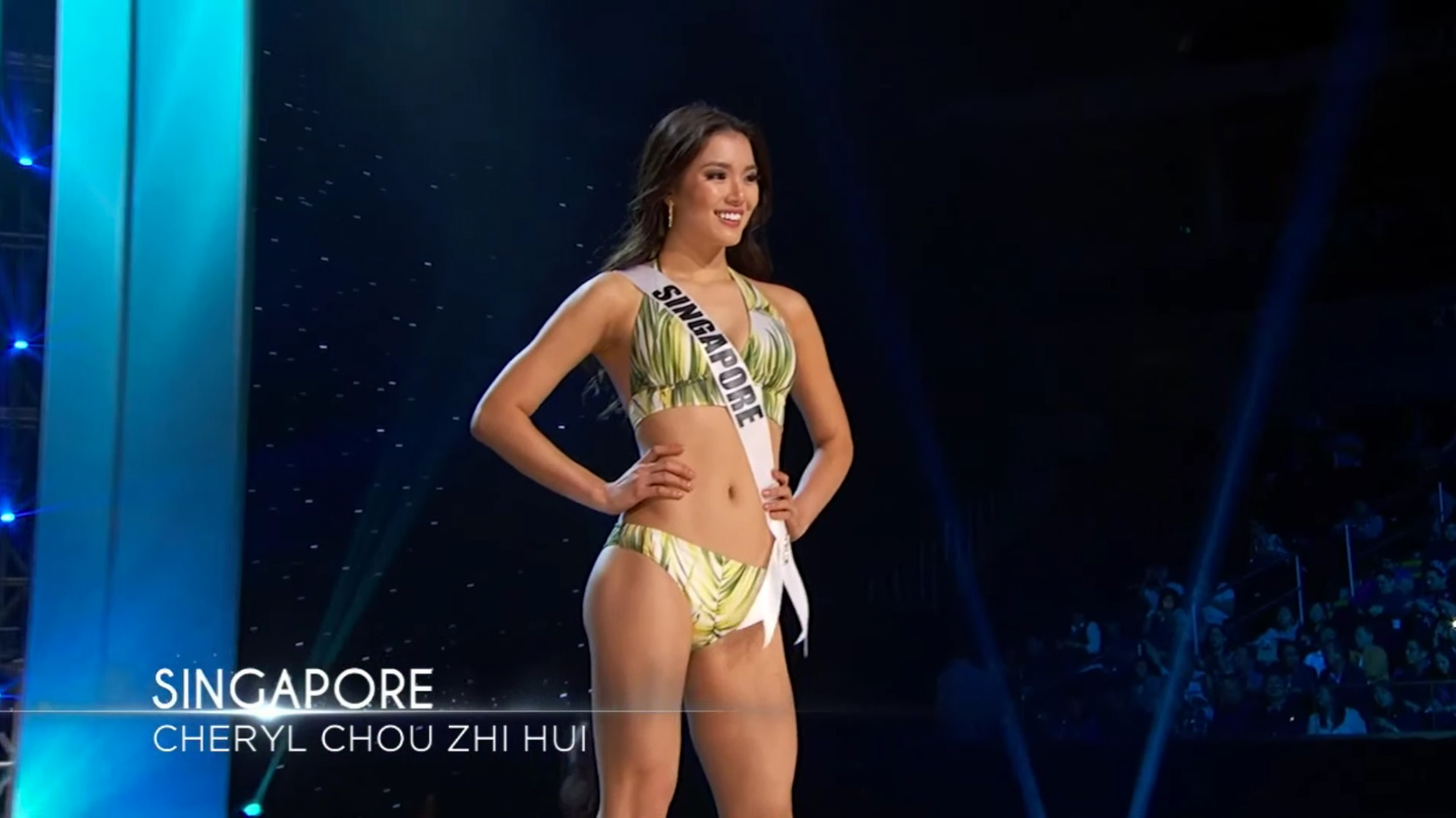 7108f618d7643 IN PHOTOS: Miss Universe 2016 candidates in swimsuit