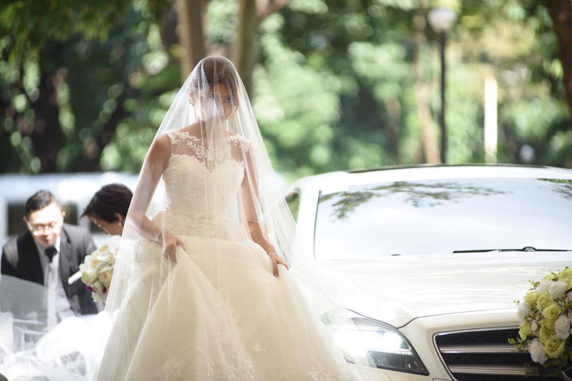 IN PHOTOS: Maine Mendoza\'s gorgeous AlDub wedding gown