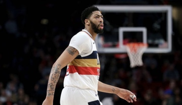 Anthony Davis Will See Reduced Playing Time With Pelicans