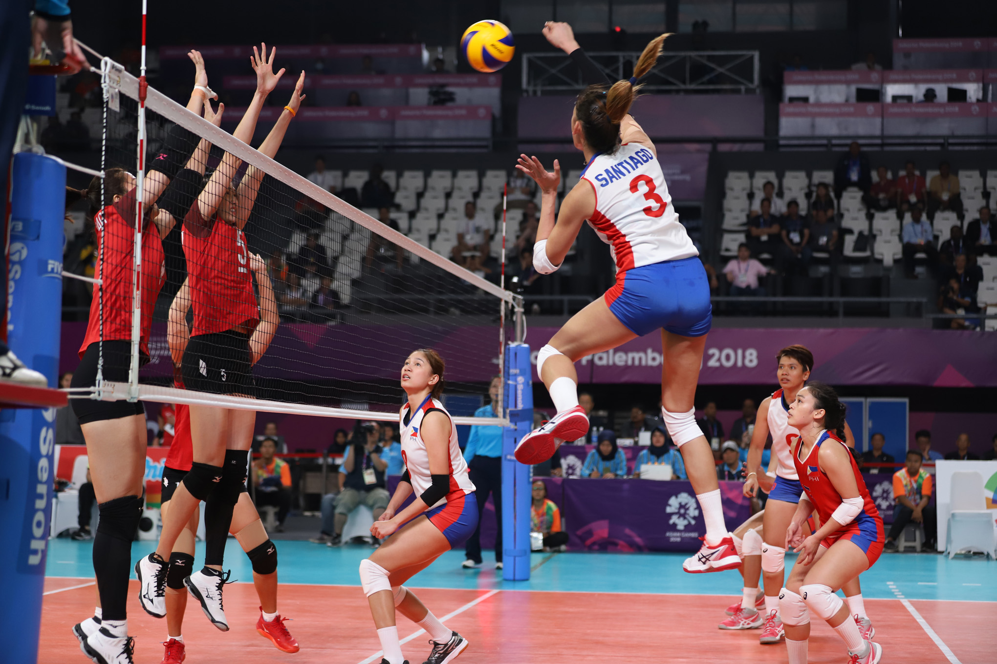 volleyball Asian game