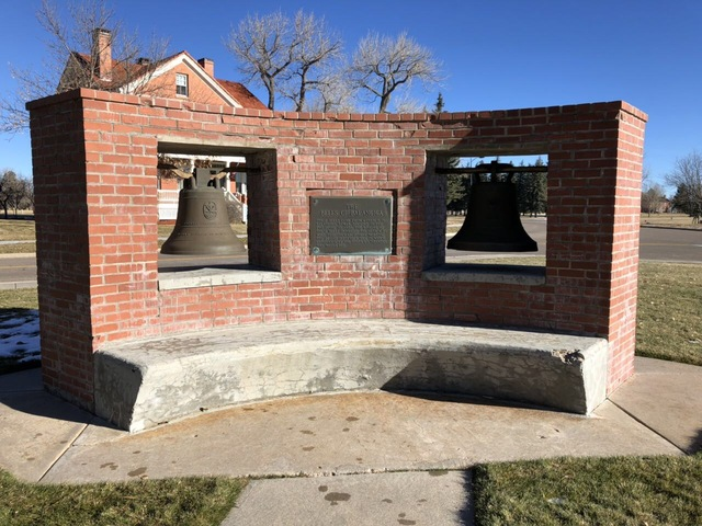 BALANGIGA BELLS. The United States is soon returning the historic Balangiga Bells to the Philippines. Photo by Gunther Sales/Philippine embassy in Washington DC