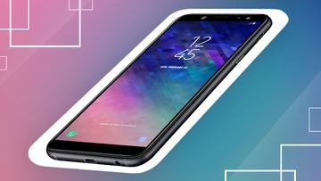 Midrange Samsung Galaxy A6 priced at P16,490