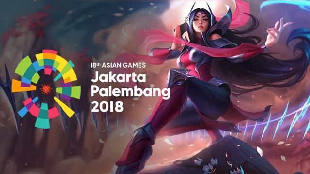 2018 Asian Games Main Event - Leaguepedia | League of ...
