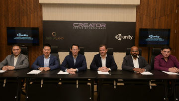 Unity game engine learning center launched in PH by Unity