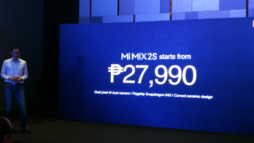 Xiaomi's Mi Mix 2S, the cheapest Snapdragon 845 phone in PH