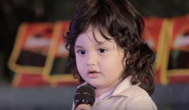 Watch Richard Gutierrez Sarah Lahbati S Son Zion Turns 3