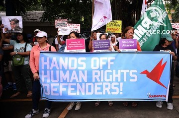 CHR to start inquiry into threats, harassment vs rights