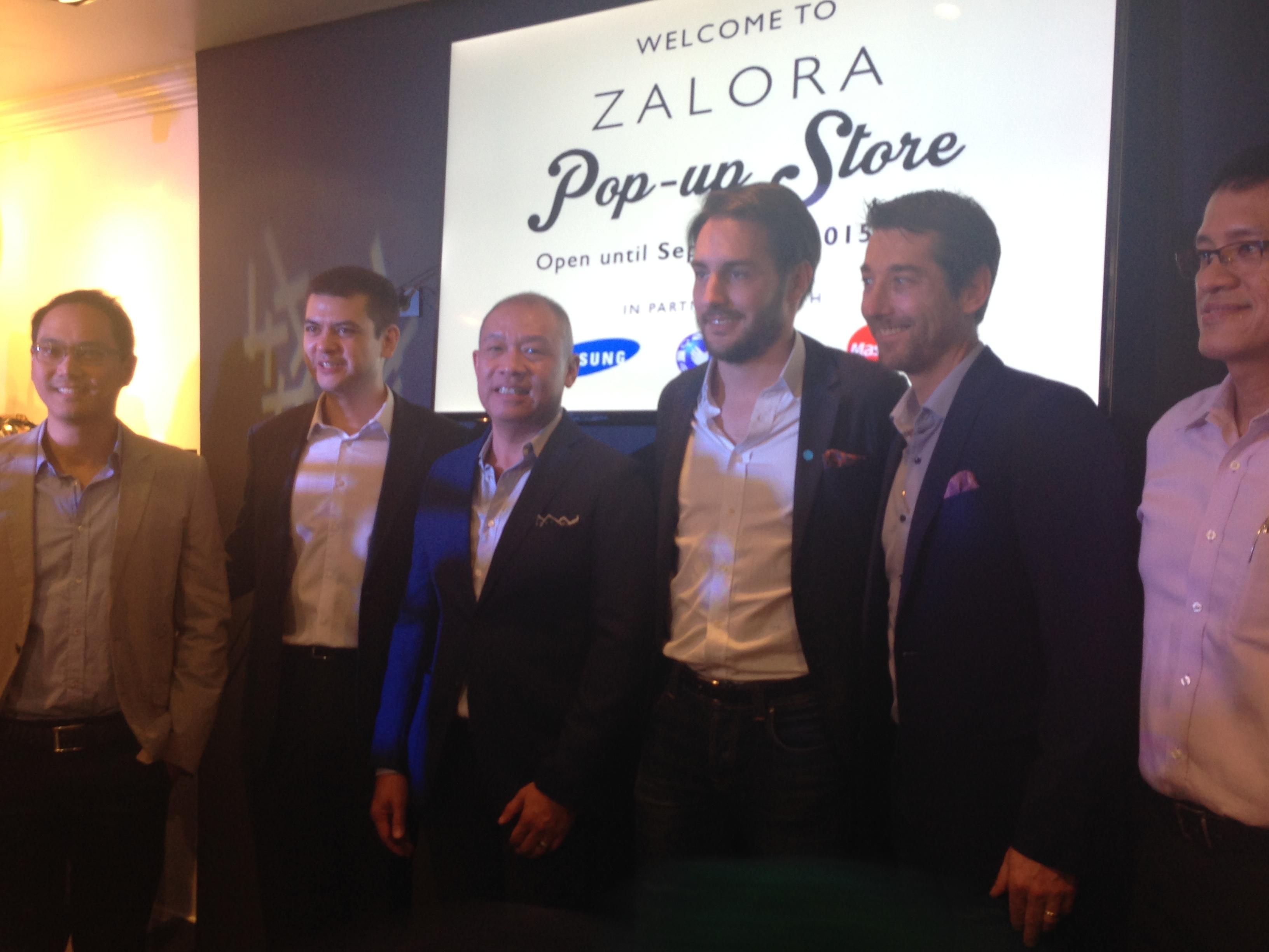 3e60dc5c5c6e Online Retailer Zalora Philippines Goes Offline With Pop Up Store
