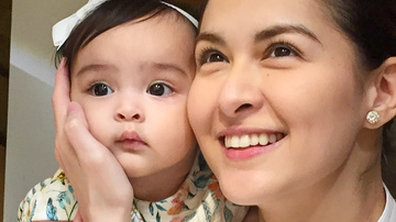 Marian Rivera talks motherhood, baby Zia entering showbiz