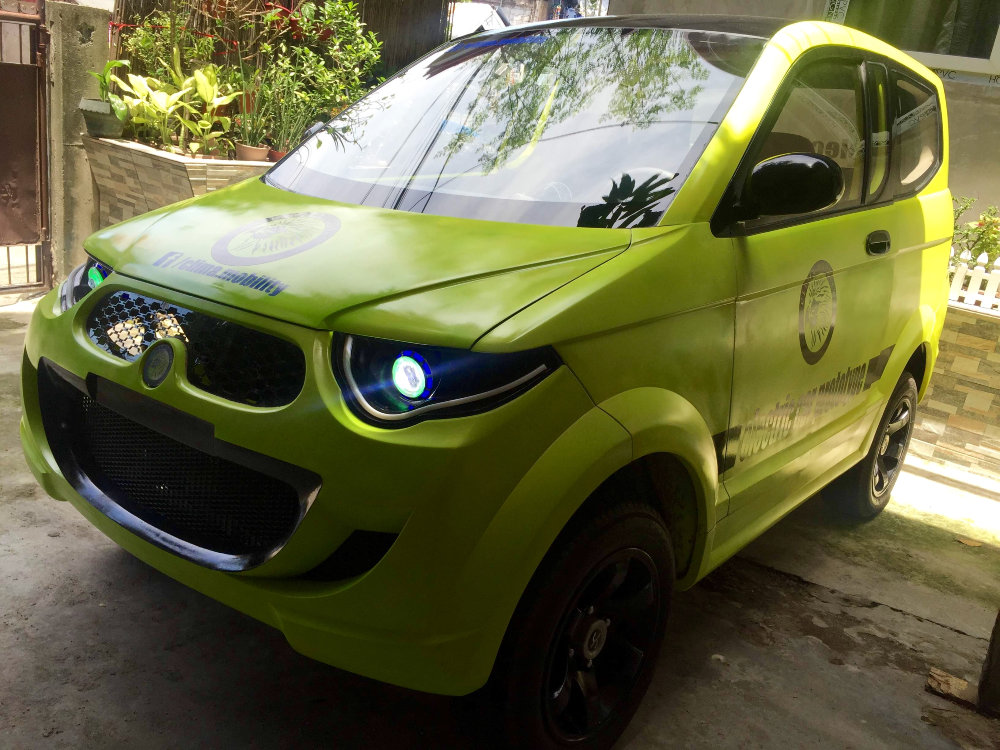 Meet the Genius EV, a Filipino engineer\'s contribution to the green ...