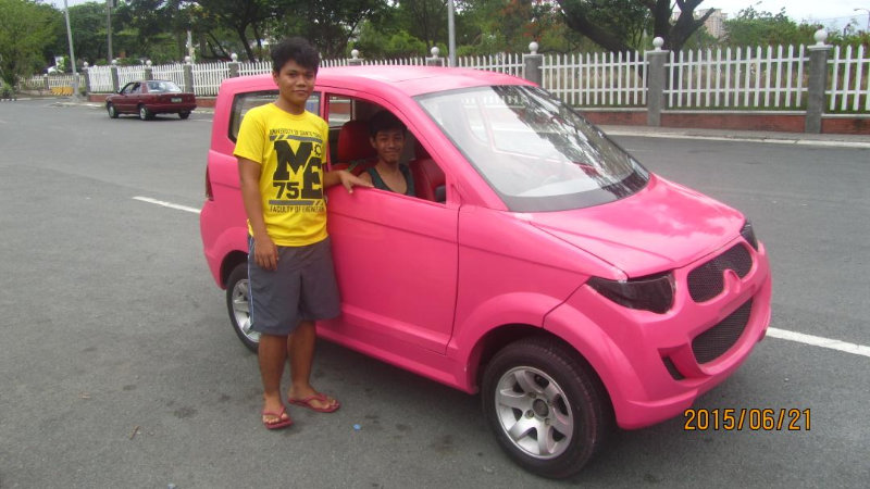 Meet The Genius Ev A Filipino Engineer S Contribution To The
