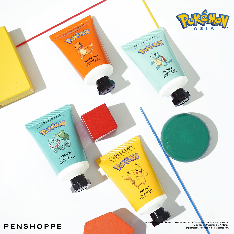 Penshoppe x Pokemon collab