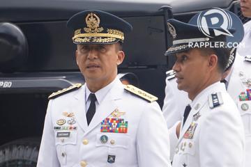 Duterte taps ex-Air Force chief Kintanar to head PH Coconut
