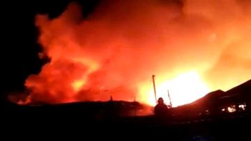 Christmas morning fire kills 12-year-old boy in Cebu