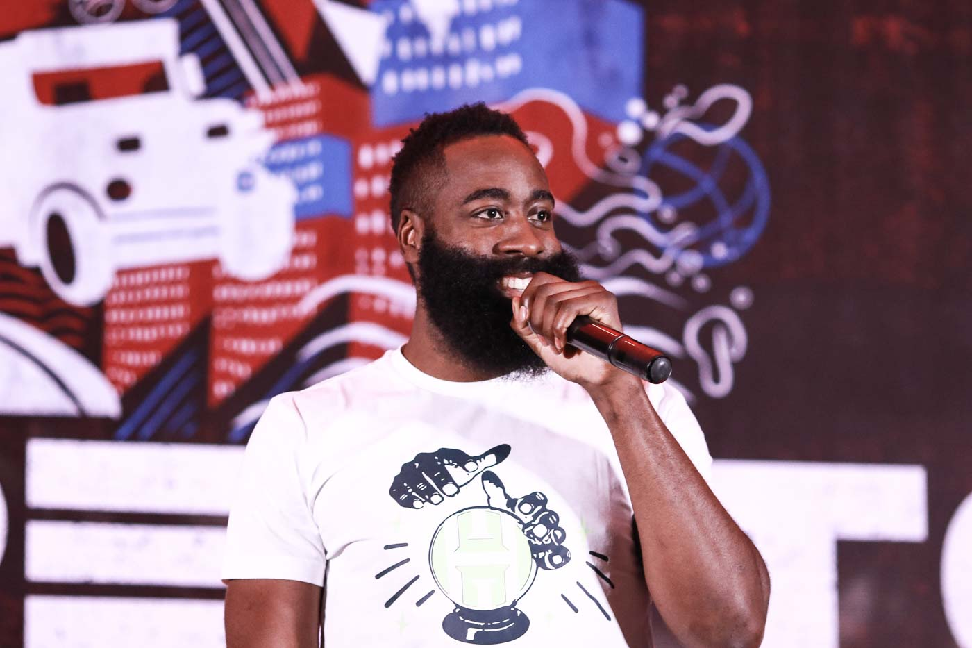 WATCH: James Harden maintains urgency as title hunt continues