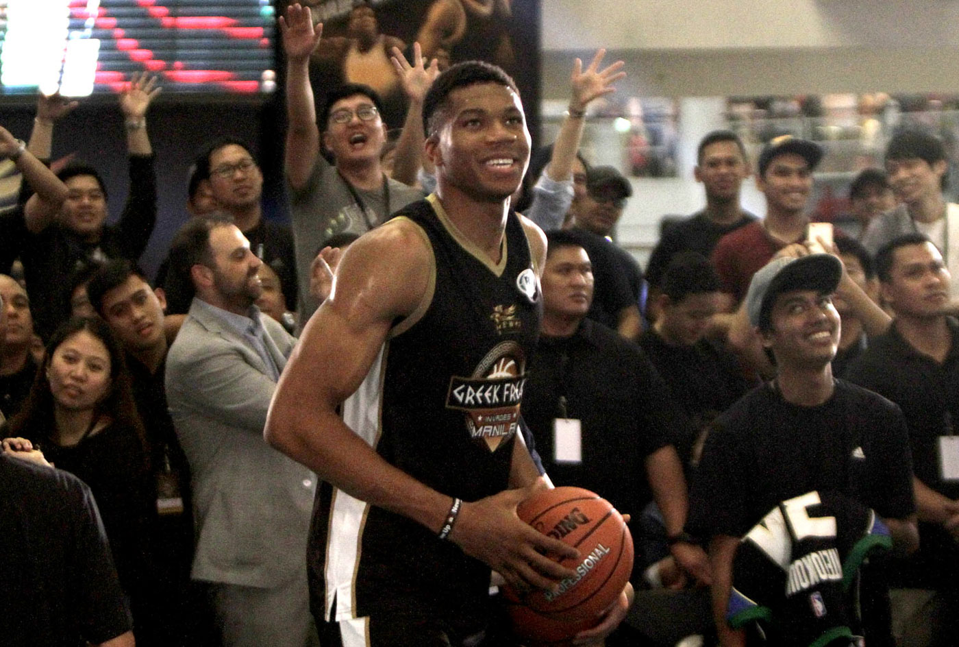Giannis Antetokounmpo's NBA journey led him to 'see world a lot differently'