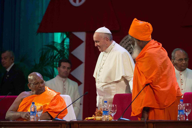 pope buddhist single men The theology of pope  jesus united into a single precept this commandment of love for god  though his advent was congratulated by buddhist leaders.