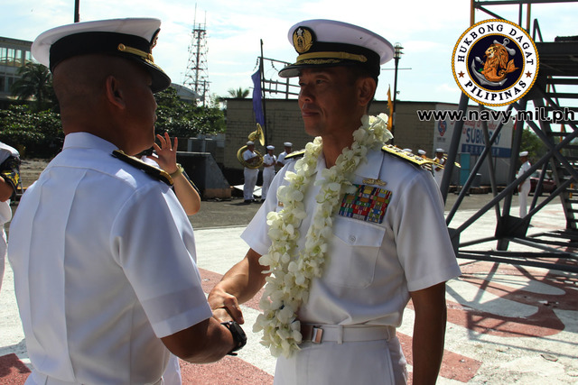 Photo from Naval Public Affairs Office, Philippine Navy